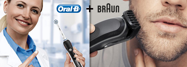 Braun und Oral-B